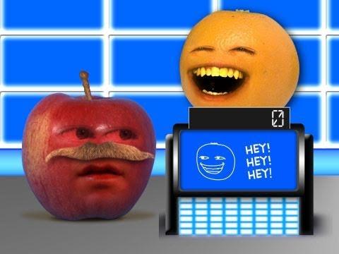 Annoying Orange – Fruit For All