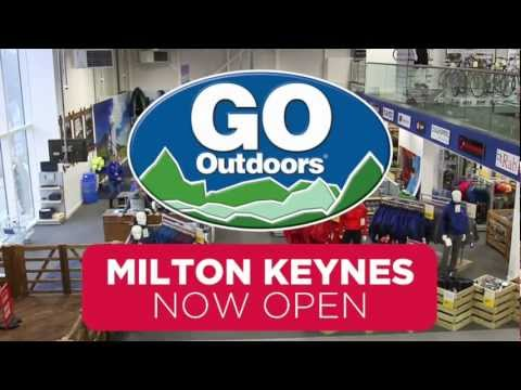Milton Keynes Store - Now Open