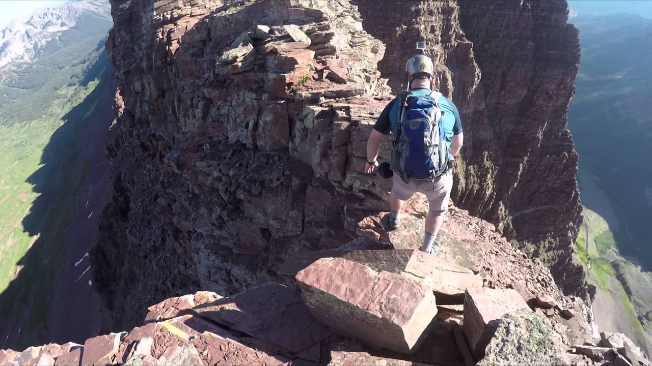 The Leap Of Faith At Maroon Bells Will Never Be The Same