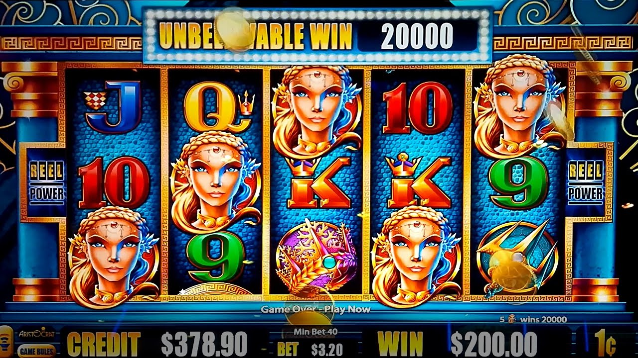 Spiele Atlantis - Video Slots Online