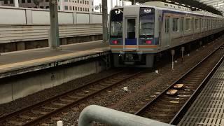 南海線 堺駅(朝)