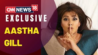 Aastha Gill   Paani Paani I Badshah I Jacqueline Fernandez I Vishal Chatkara I Interview  CNN News18