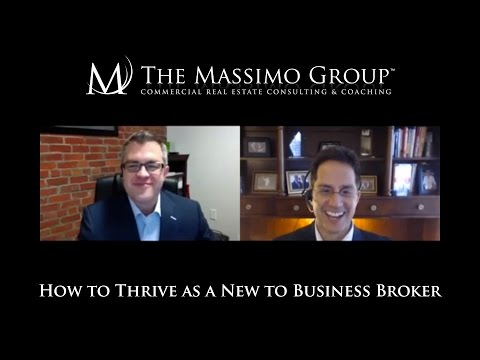 How to Thrive as a New to Business Broker