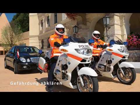 Imagefilm der Landespolizei des Fürstentums Liechtenstein