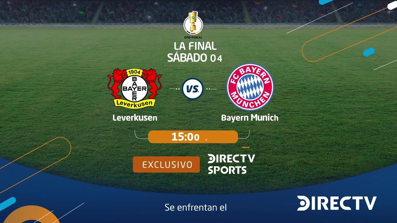 ¡Viví la gran final de Copa Alemania en vivo y online!