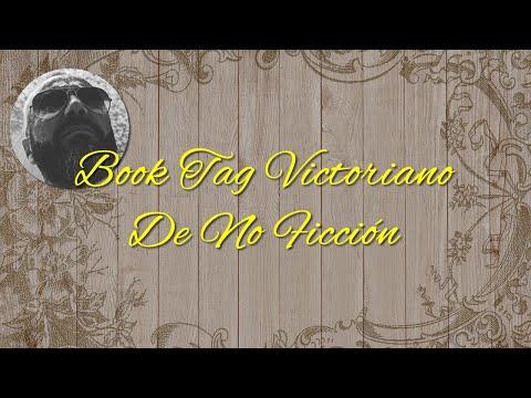 Book Tag Victoriano de No Ficción