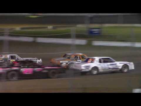 Jamestown Speedway Bomber A-Main (5/21/16)