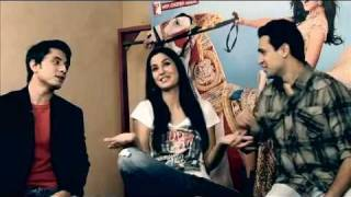 Katrina Kaif, Ali Zafar & Imran Khan - Mere Brother Ki Dulhan- Exclusive Interview Part 1