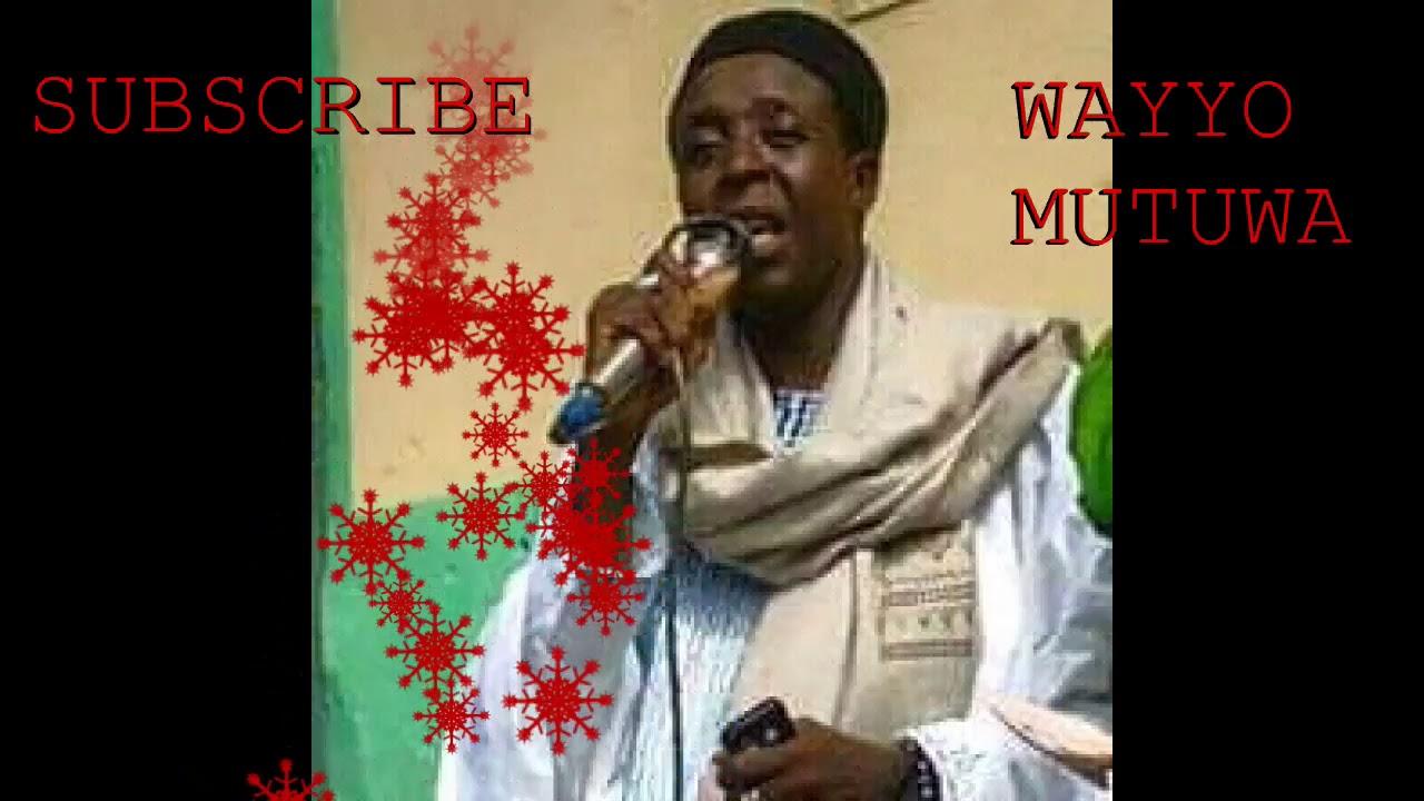 Download WAKAR WAYYO MUTUWA DA SHARIF RABI'U USMAN BABA YAYI BATA KYALE KOWABA