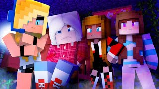 Minecraft Roleplay Psycho Girl Show  CRAZY NEW GIRL IN SCHOOL  Episode 9