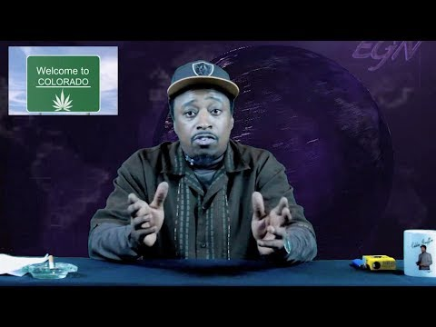 Eddie Griffin backs up Colorado legalizing Marijuana   Eddie Griffin News #9