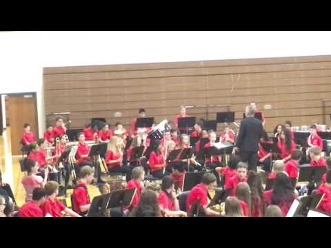 Everybody Loves A March, By James D. Ployhar, Pine Intermediate Band