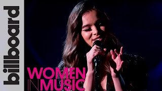 Hailee Steinfeld 39 Starving 39 Live Acoustic Performance Billboard Women in Music 2016