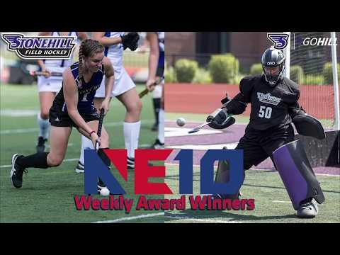 Smith & Freedman Earn NE10 Weekly Honors
