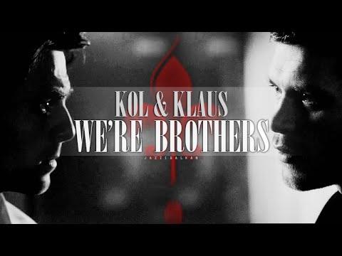 Kol & Klaus | We're Brothers {2x08}