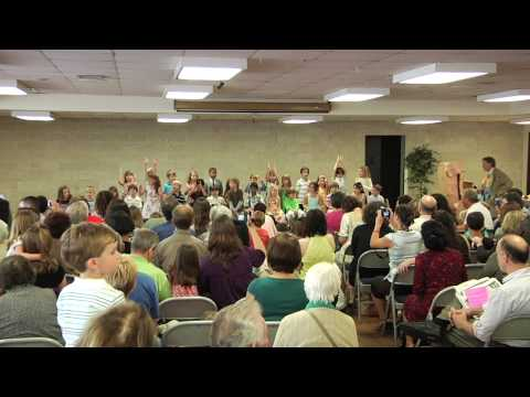 Love of Learning Montessori School 2009 Kindergarten Concert