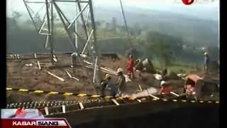 Perbaikan Tower Sutet Terus Dikebut