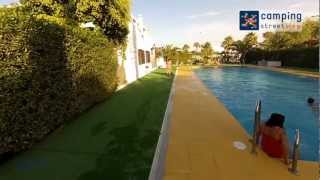 TEASER Camping Playa de Poniente - Motril Andalousie | Camping Street View