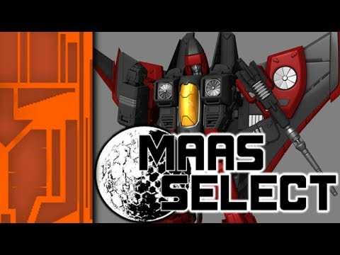 More MAAS Select Reveals: Airlift, Phantom, and Reaper (3rd Party Coneheads) | TF-Talk #134