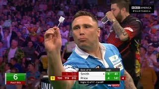 Best Match of Night 12: Gerwyn Price 8-5 Michael Smith | FULL MATCH | Thursday Night Darts