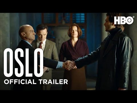 Oslo: Official Trailer | HBO