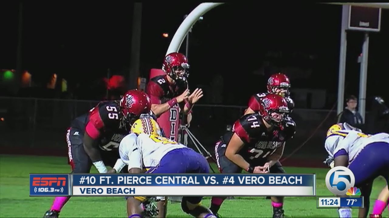 Awful weather suspends Ft. Pierce Central-Vero Beach game ...