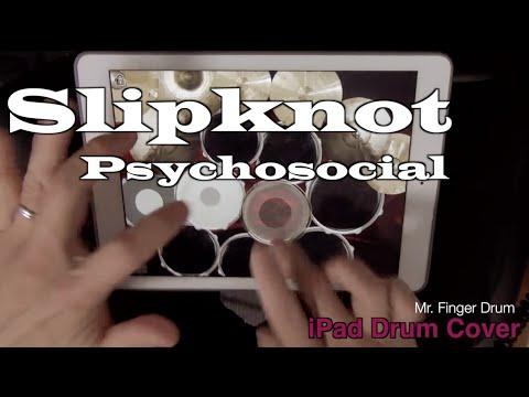 psychosocial---slipknot-【-ipad-drum-cover-38-】