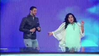 أحمد الفيشاوي يغني