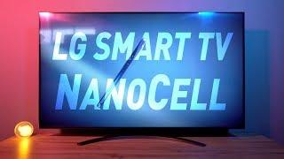 LG 65SM9010 NanoCell review: una buena alternativa al OLED
