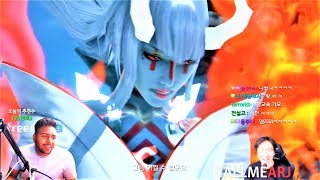 When KNEE's Bryan Faced A Hacked Devil Kazumi Online | ARJ Commentates thumbnail