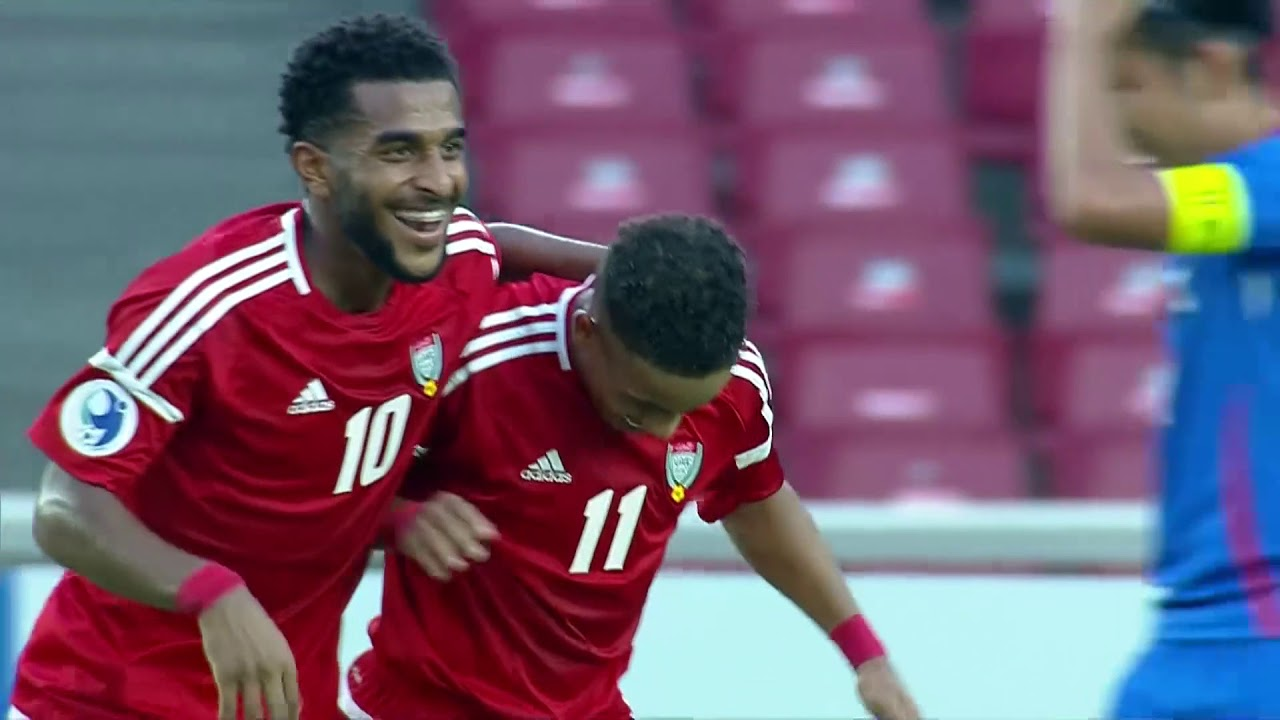 Video: U19 Đài Loan vs U19 UAE