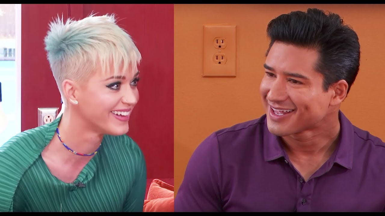 Katy Perry - Boys & Girls Club Chat with Mario Lopez (Witness World Wide)