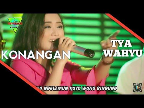 Tya Wahyu - Konangan (Official Video) Aura Music Vol.7