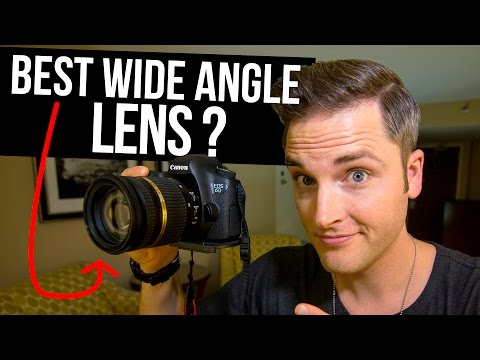 Best Wide Angle Lens For YouTube