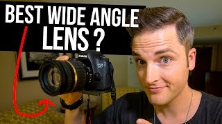Best Wide Angle Lens For YouTube(Check out the best Wide Angle Lenses For YouTube list here: http://amzn.to/1ScAwZB *** For more tech, audio, and video gear review subscribe to THiNK ..., 2015-11-09T17:01:36.000Z)