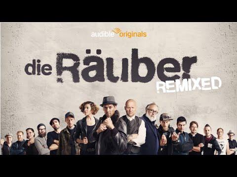 Die Räuber YouTube Hörbuch Trailer auf Deutsch