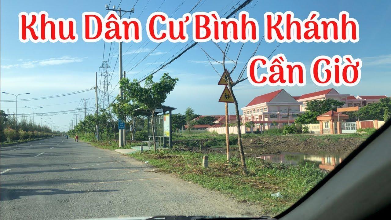 Khu Dân Cư Bình Khánh Huyện Cần Giờ Tp Hồ Chí Minh | Duong Nguyen Family
