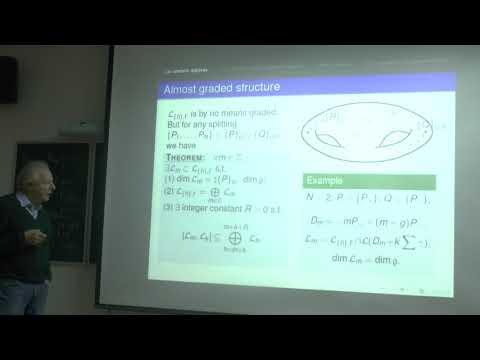 Oleg Sheinman  -- Lax operator algebras, integrable systems and matrix divisors