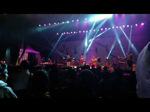 KUA ETNIKA - Ronggeng Latinos Live at Matasora Word Music Festival Bandung 2017