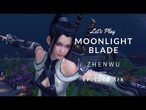 Let's Play Moonlight Blade - Zhenwu, Ep6 - Hangzhou City