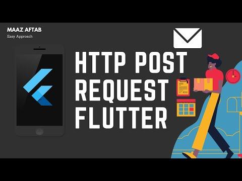 Flutter HTTP Request (Post Request)