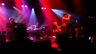 Alexisonfire - The Dead Heart (Midnight Oil cover) Melbourne 10/10/10