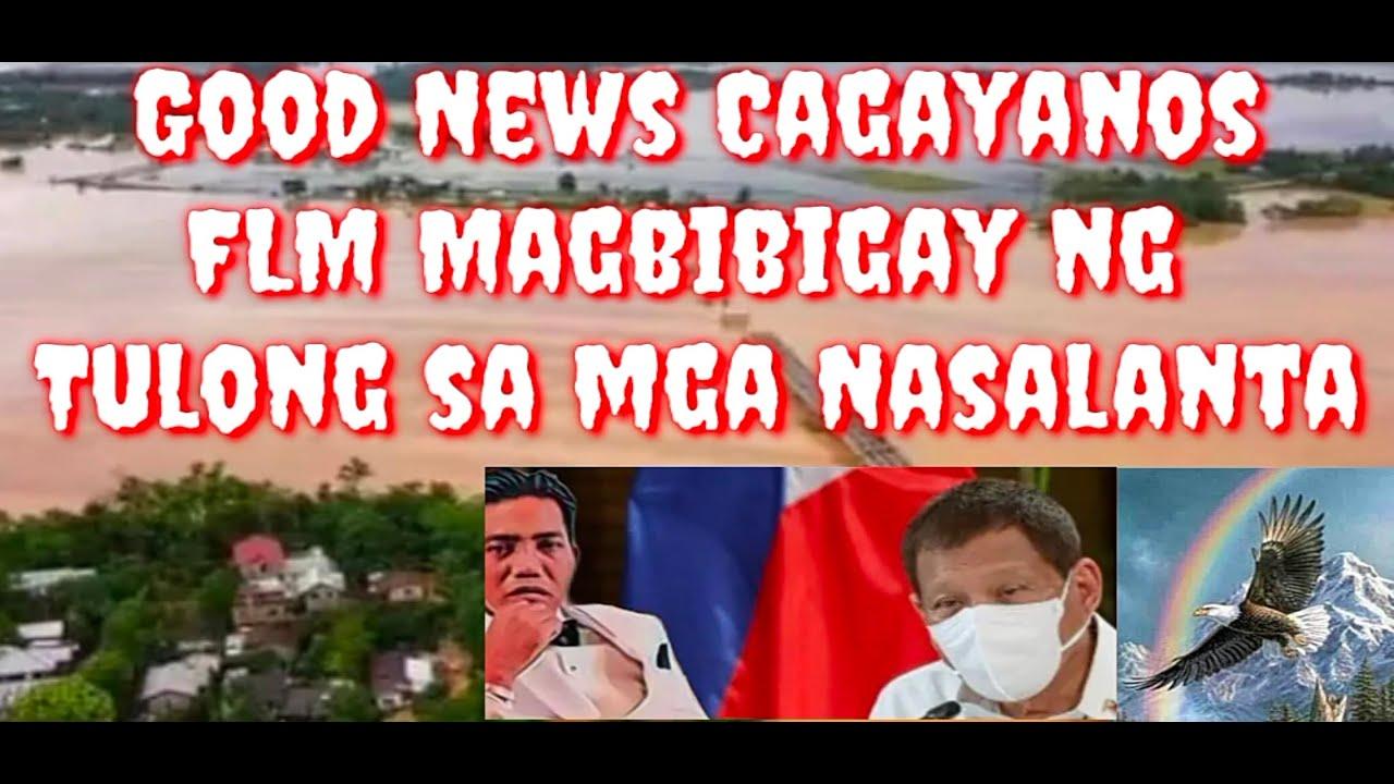 Download Good News Cagayanos FLM Magpapaabot Ng Kanyang Tulong Sa Pamamagitan Ni Sec Yama Ayon sa Mensahero