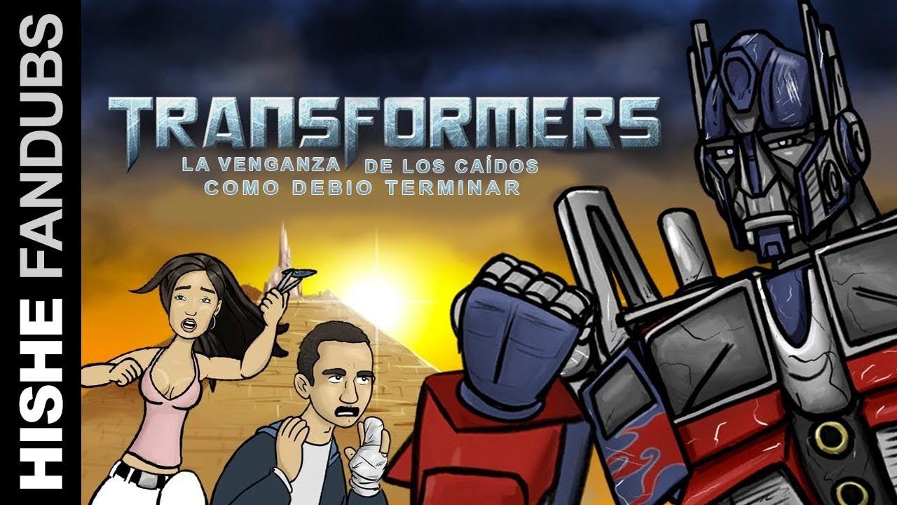 Como Debio Terminar Transformers: La Venganza De Los