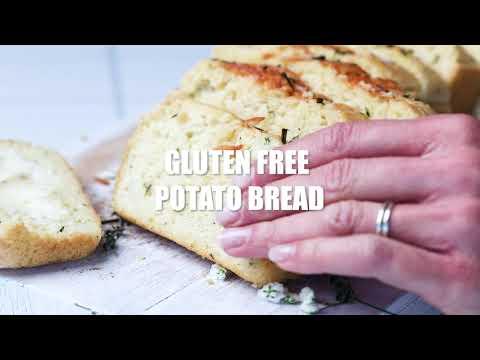 Gluten Free Potato Bread