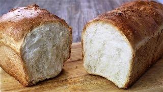 Хлеб Домашний в духовке 🔶 хлеб на дрожжах