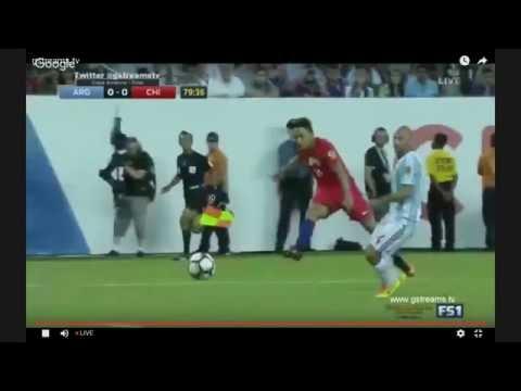 Argentina vs Chile Live