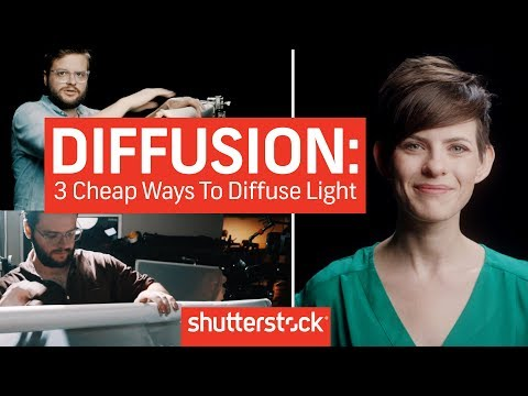 Diffusion Basics: 3 Cheap Ways To Diffuse Light | Cinematography Techniques