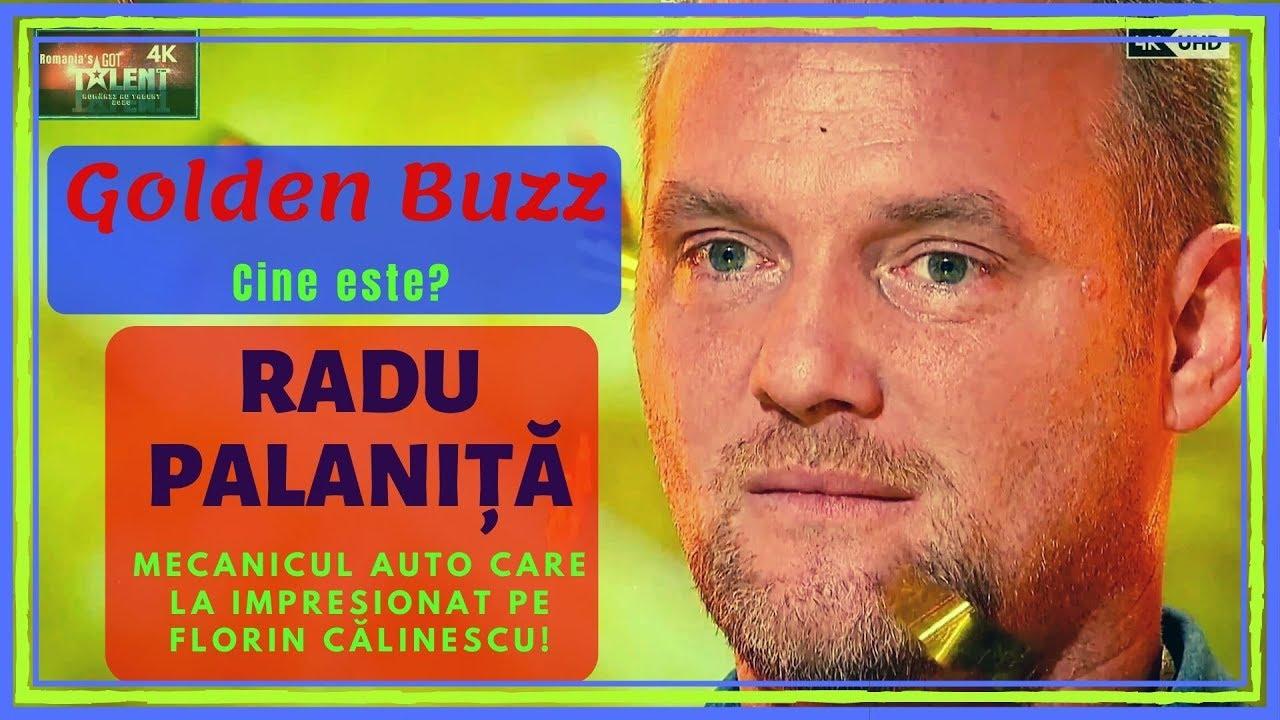 Cine este, RADU PALANITA, castigatorul Romanii au talent 2020? GOLDEN BUZZ de la Florin Calinescu!