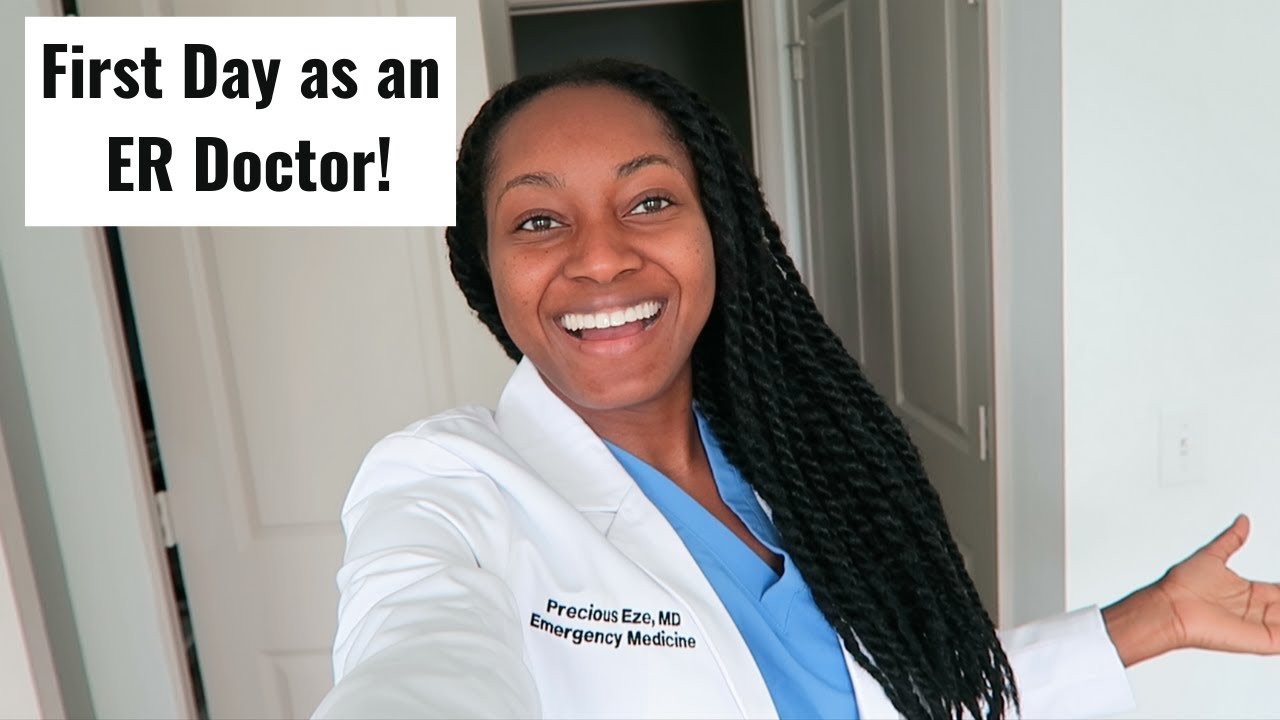 My First Shift as an Emergency Medicine Doctor! | Did I Survive!?